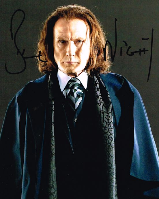 Bill Nighy Harry Potter
