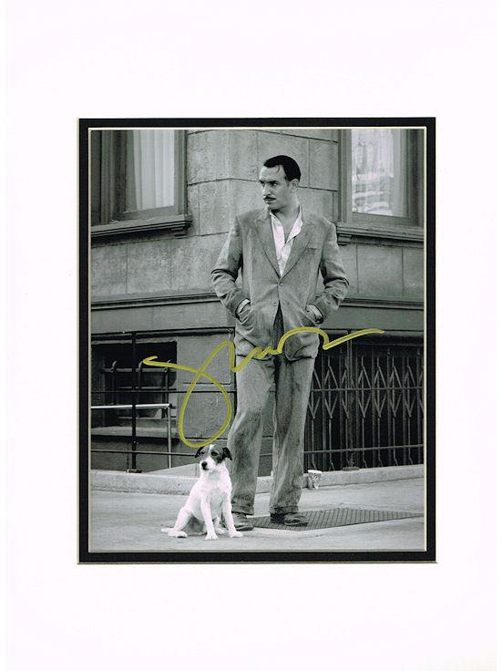 Jean dujardin autograph signed photo the artist for Jean dujardin autographe