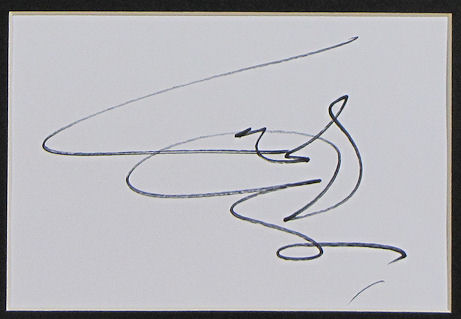 lady gaga autograph - photo #2