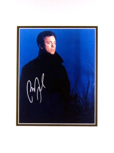 Billy Joel Autograph Autograph Signed Photo